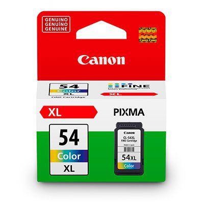 Cartucho de Tinta Original Canon 54Xl (CL54xl) Colorido 12,6ml