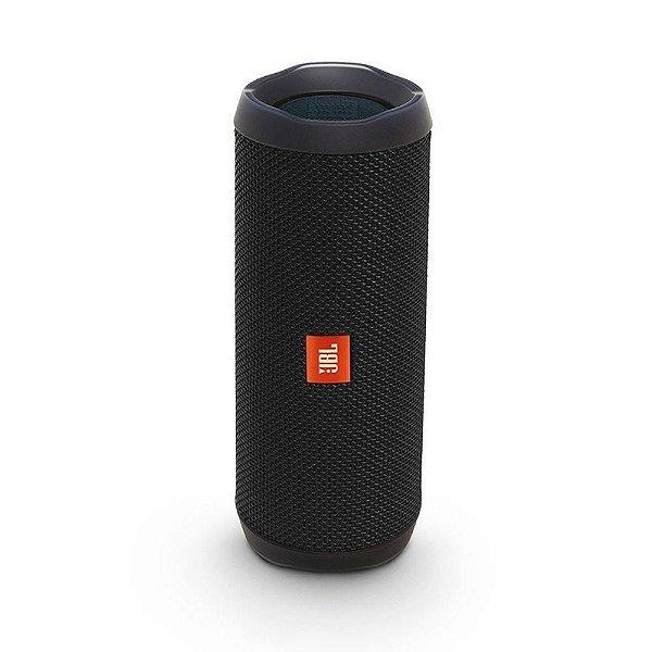 Caixa de Som JBL Charge 4 Bluetooth à Prova D'água Preto