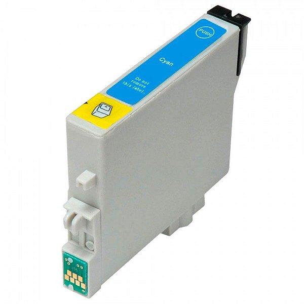 Cartucho de Tinta Compatível Epson 82 (TO822) Ciano 12ml