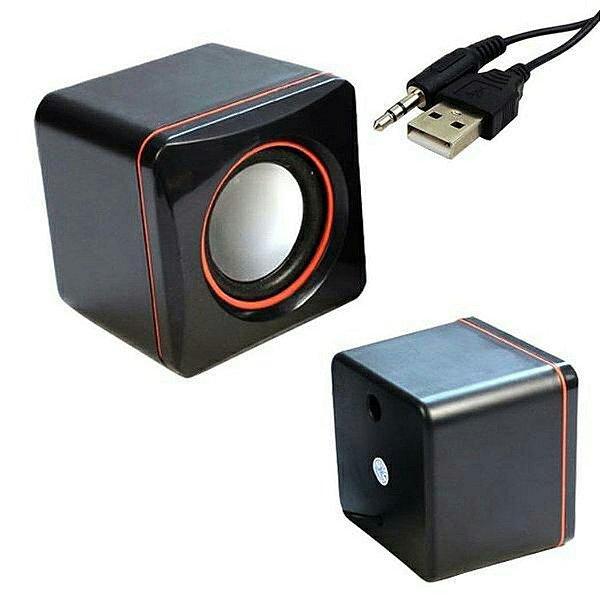 Caixa De Som Mini 2.0 2w Usb G101