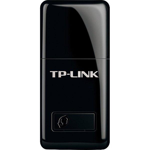 ADAPTADOR WIRELESS N USB 300 MBPS TL-WN823N TP-LINK