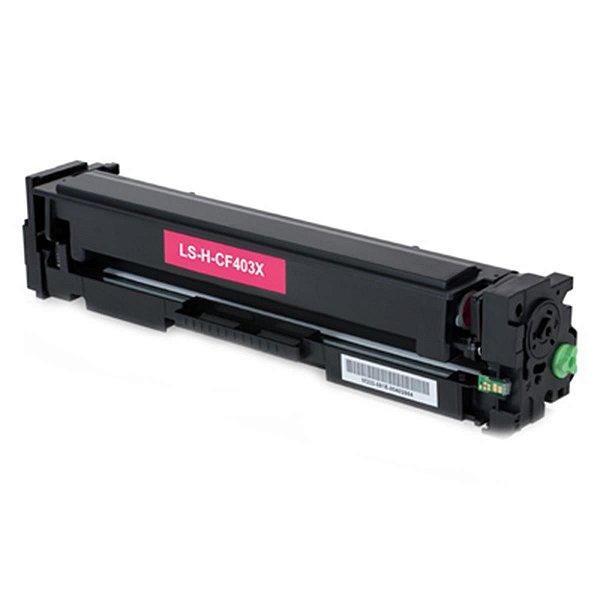Cartucho de Toner Compatível HP Cf-403X Magenta