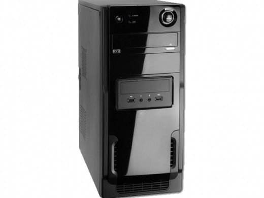 Microcomputador Intel Quad Core 2.42ghz 8gb 500hd