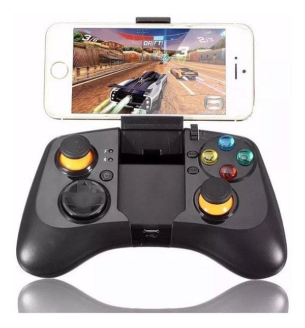 Controle Bluetooth Celular Joystick Android iPhone Dobe