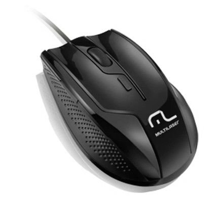 Mouse Óptico Profissional Mo164 Usb - Multilaser