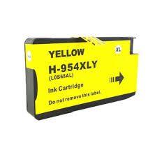 L0S68AB Compatível Amarelo ( 954XL )