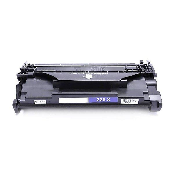 Cartucho de Toner Compatível Hp Cf 226 X