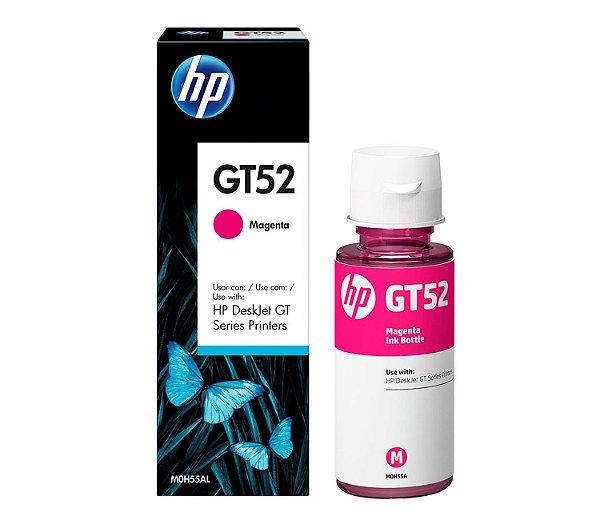 Refil de Tinta Original HP Gt52 (M0h55) Magenta 70ml