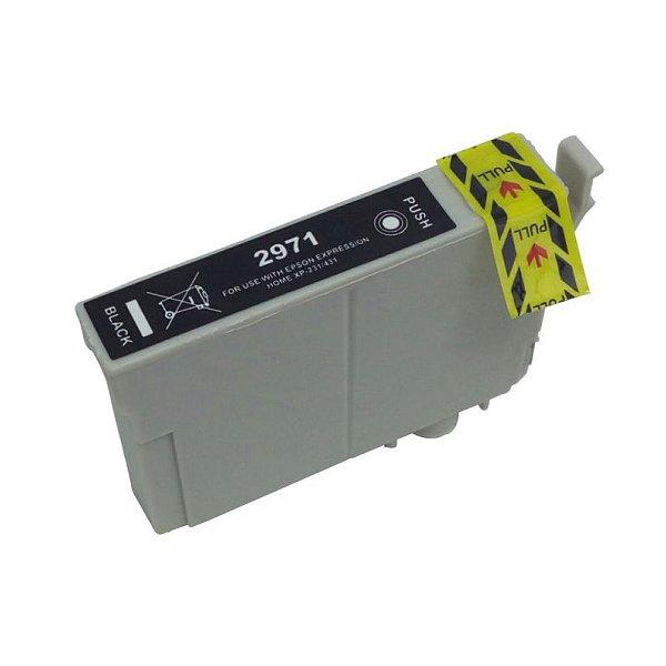 Cartucho de Tinta Compatível Epson 297 (T2971) Preto 17ml