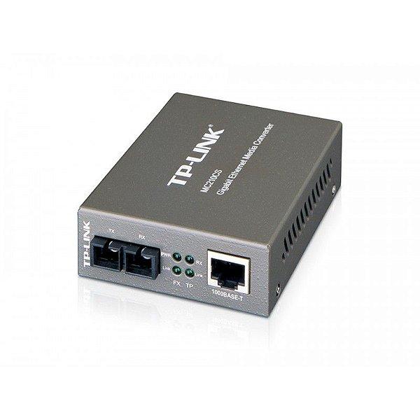 Conversor de Fibra Óptica Mono Mc210cs - Tp Link