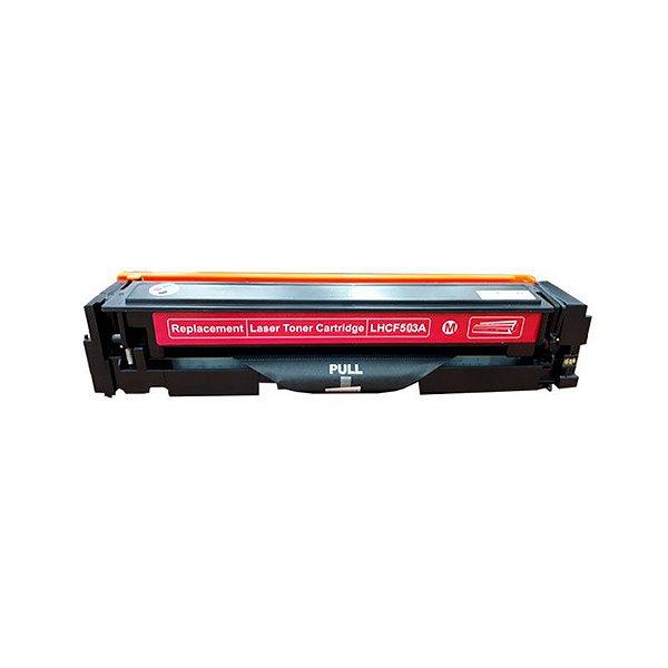 Cartucho de Toner Compatível Hp Cf503a Magenta