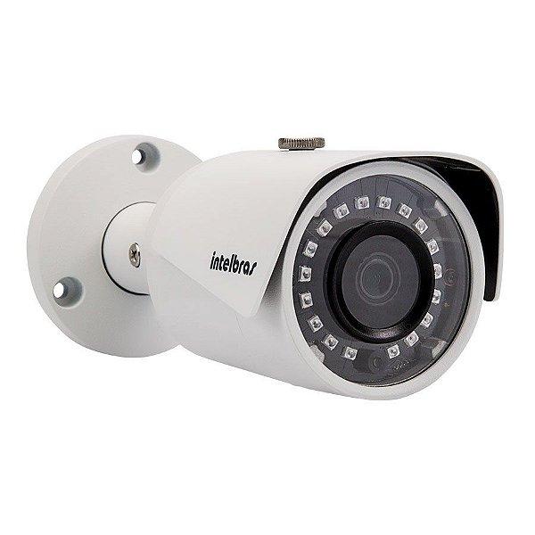 Câmera Mini Bullet Ip Hd Vip S3020 - Intelbras