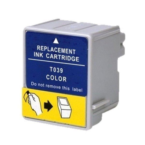 Cartucho de Tinta Compatível Epson TO39 27ml