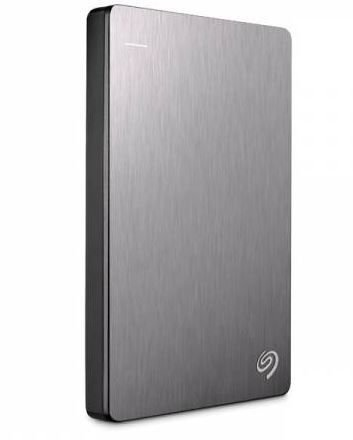 "HD 2TB Externo Portatil Backup Plus 2,5"" USB 3.0- Seagate"