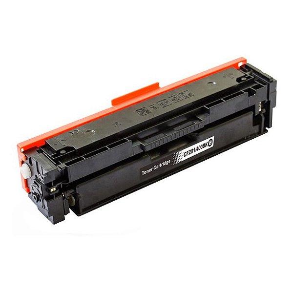 Cartucho de Toner Compatível Hp Cf-400A Preto