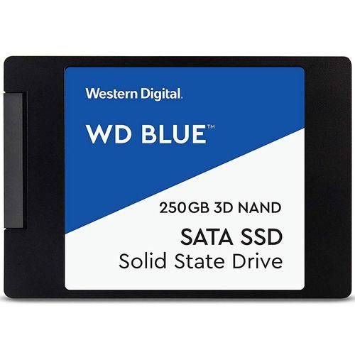 HD Ssd 250gb Wds250g2a - Western Digital