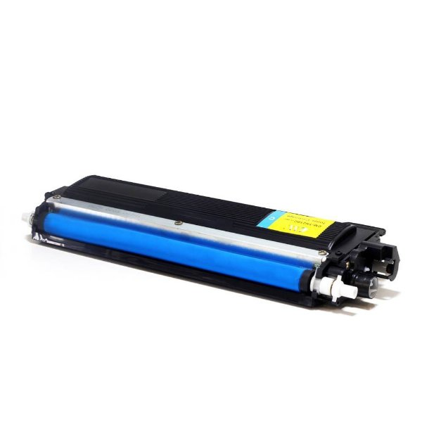Cartucho de Toner Compatível Brother Tn-210 Tn-210Cy Ciano