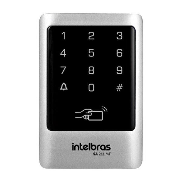 Controlador de Acesso SA 211 MF 13,56 MHz - Intelbras