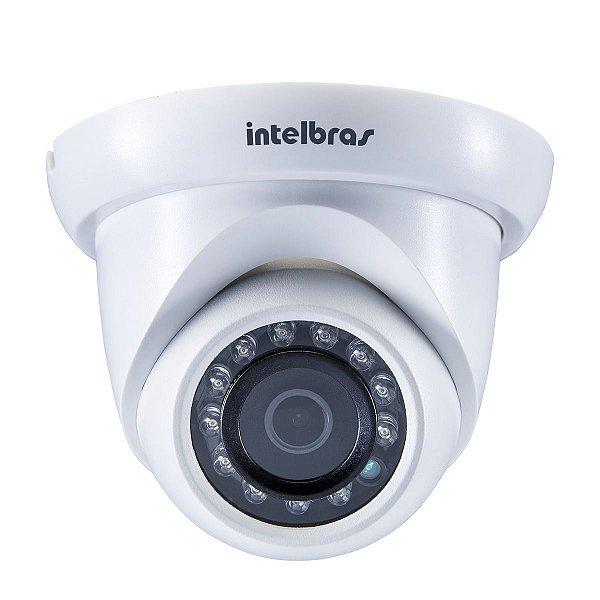 Câmera IP Intelbras VIP S4020 G2 Dome, 1Mp - Intelbras