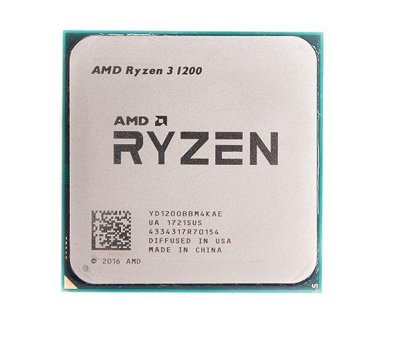 Processador Ryzen 3 1200 3.4ghz 10mb Am4 - Amd