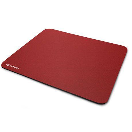 Mouse Pad Mp20 Vermelho - C3 Tech
