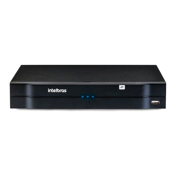 NVR Stand Alone 08 Canais 2MP Full HD 1080p Intelbras NVD 1208