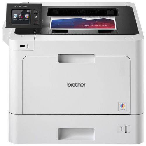 Impressora 8360 A4 Laser Color Hl-L8360Cdw -  Brother