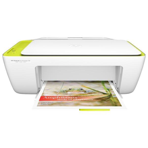 Multifuncional Jato de Tinta Deskjet Ink Advantage 2135 -Hp