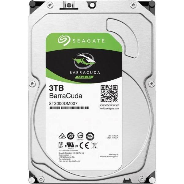 HD 3TB 5400RPM Sata - Seagate