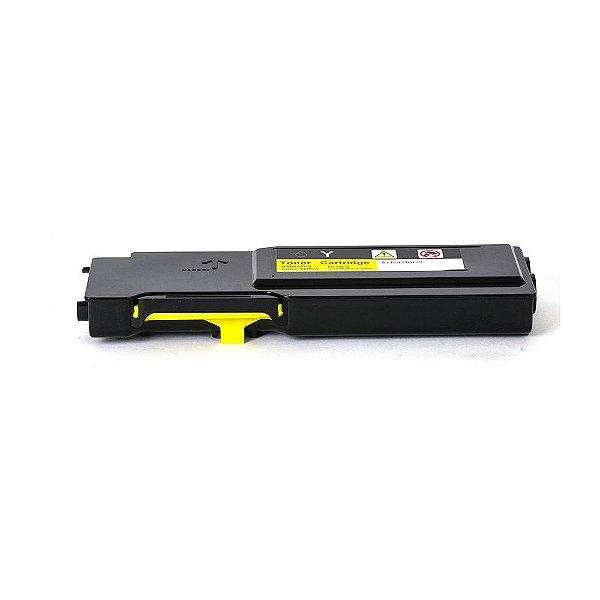 Cartucho de Toner Compatível Xerox 106R02235 Amarelo