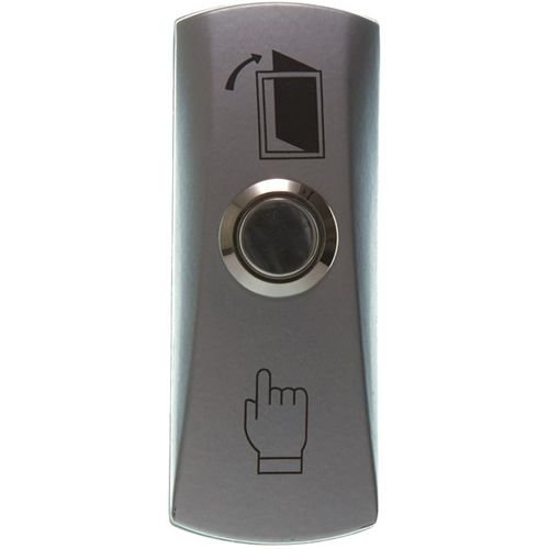 Botão de Saída Inox AC2651 com Caixa - Automatiza