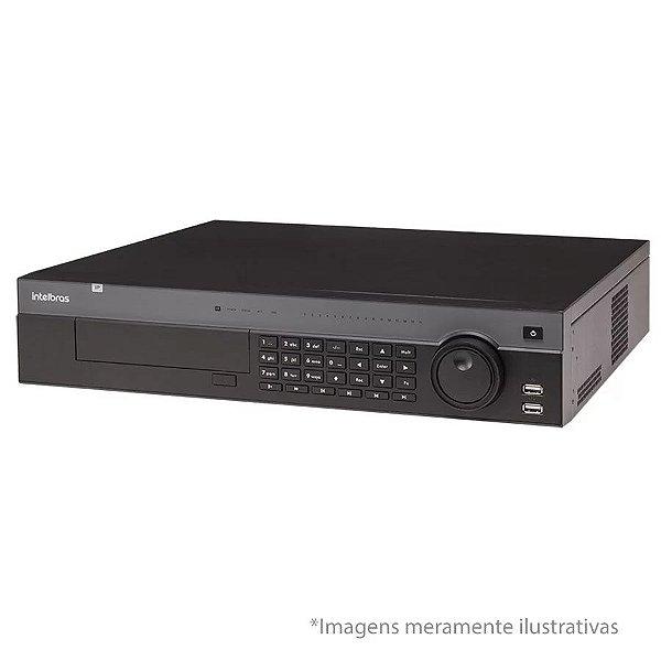 Dvr Stand Alone 32 Canais Full HD 4K NVD 7132 Intelbras