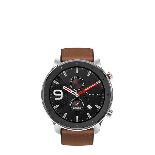 Smartwatch Xiaomi Amazfit Gtr Stainless Steel (47mm)