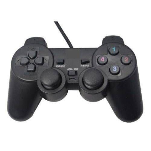 Controle Joypad para Pc Usb Preto - Foyu