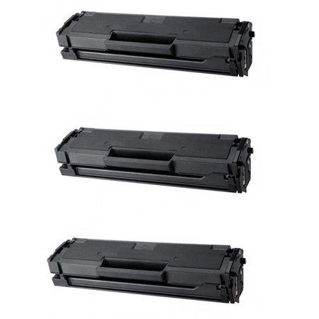 KIT 03 Cartuchos de Toner Compatível Samsung Mltd111S