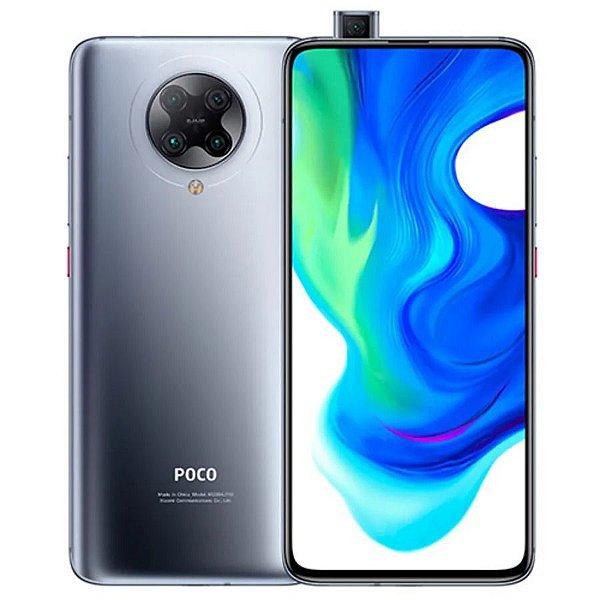 Smartphone Xiaomi Poco F2 Pro Dual 128GB (Cyber Grey) Cinza