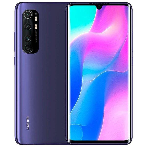 Smartphone Xiaomi Mi Note 10 Lite 64GB (Nebula Purple) Roxo
