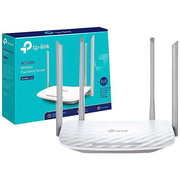 Roteador Wireless Ac1200 Archer C5 -  Tp Link