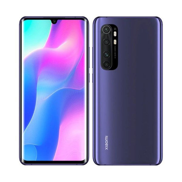 Smartphone Xiaomi Mi Note 10 Lite 12Gb 6Gb RAM (Nebula Purple) Roxo