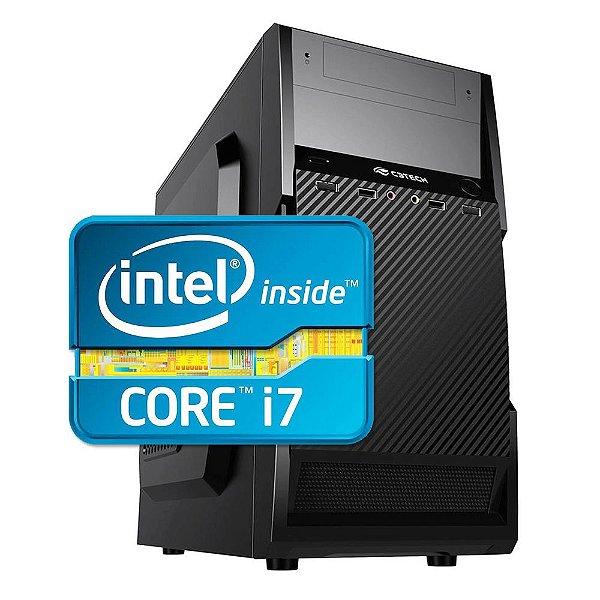Computador Intel Core I7 3.8GHZ 16GB RAM HD 500GB Semi Novo