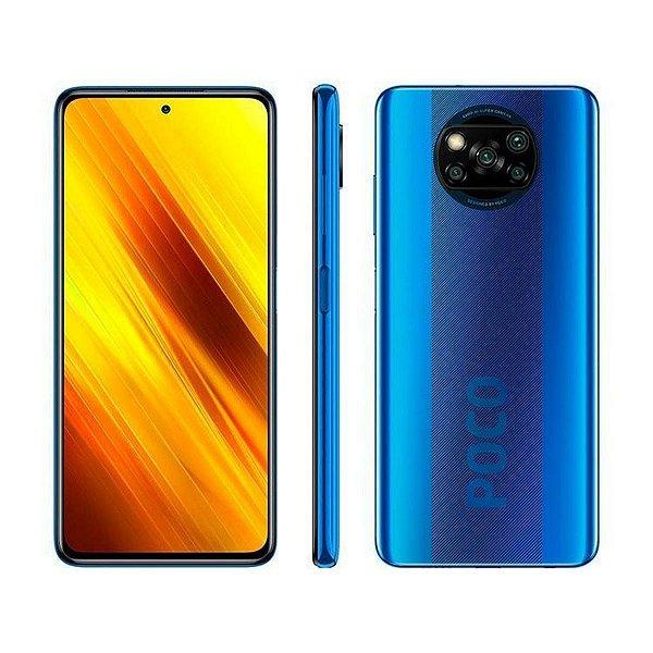 Smartphone Xiaomi Poco X3 64GB 6Gb RAM (Cobalt Blue) Azul