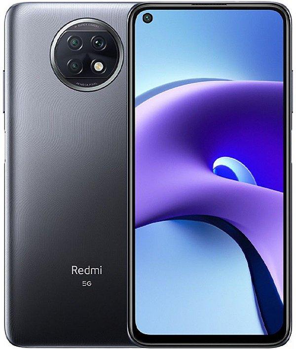 Smartphone Xiaomi Redmi Note 9T 128GB (Nightfall Black) Preto