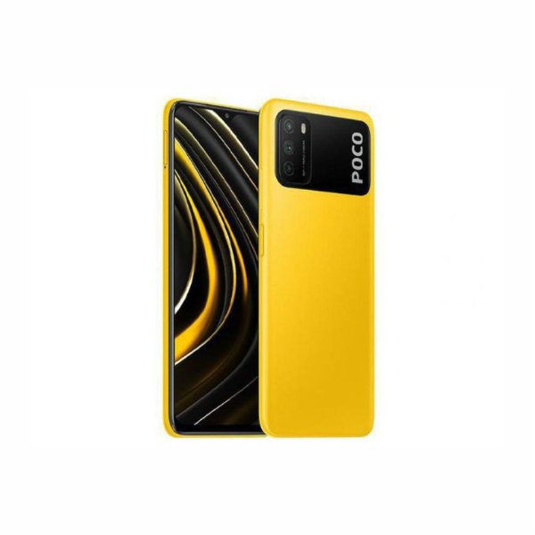 Smartphone Xiaomi Poco M3 128GB (Poco Yellow) Amarelo