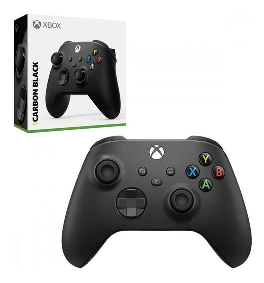 Controle Sem Fio Para Xbox One Preto - Microsoft