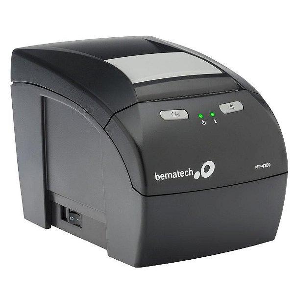 Impressora Térmica Mp4200 - Bematech