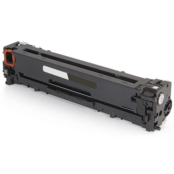 Cartucho de Toner Compatível Hp Cb540 Ce320 Cf210 Preto Chinamate