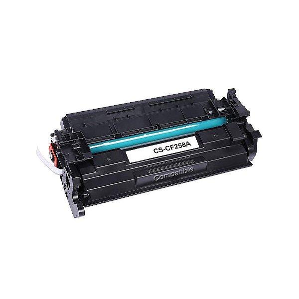 CF258A 58A Compatível Hp Pr (Toner)