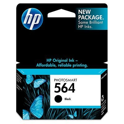 Cartucho de Tinta HP 564 ( CB316 ) Preto 6 ml