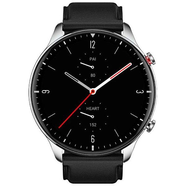Smartwatch Amazfit Gtr 2 A1952 Gps 5 Atm (Obsidian Black) - Xiaomi
