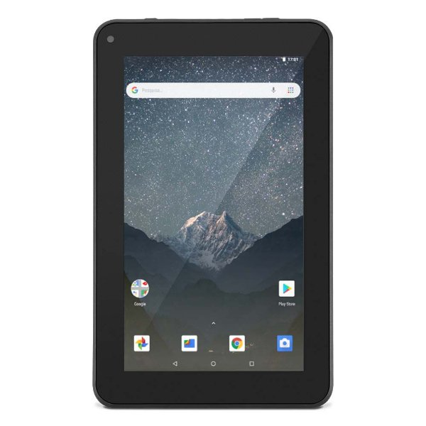 """Tablet M7S Go Nb316 Wi-fi 16GB 7"""" Preto 1gb de RAM Quad Core Android 8.1 - Multilaser"""